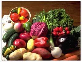 produits végétariens