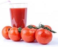 jus de tomate vitaminé